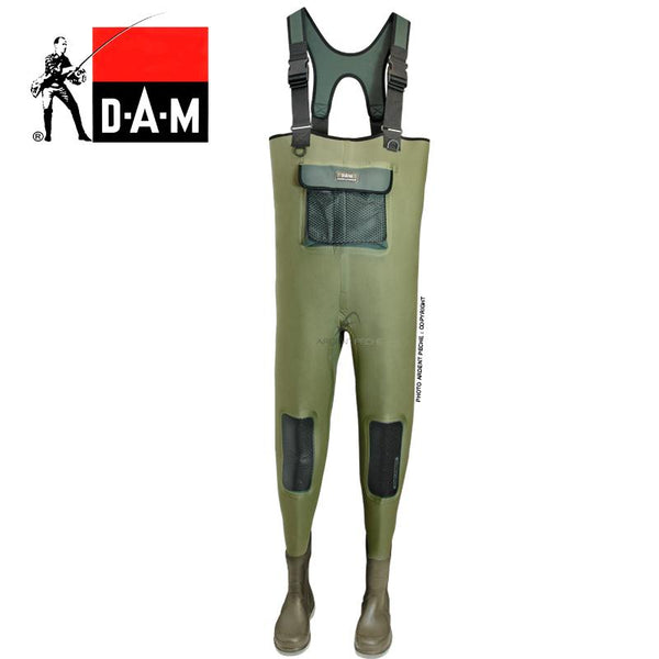 DAM Hydroforce Neoprene Waders