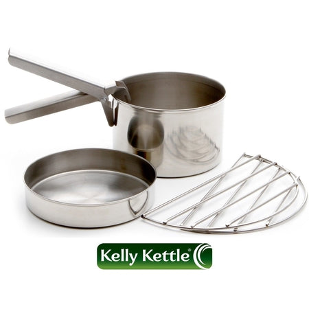 Kelly Kettle Cook Set - Large - for Base Camp or Scout Models