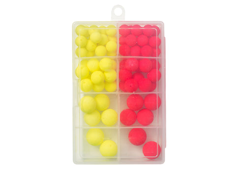 Kinetic Flotation Cod Beads Kit 72pcs