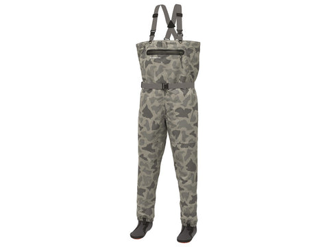 Kinetic Drygaiter Breathable Camo Waders Stocking Foot