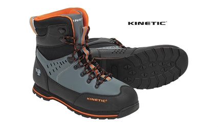Kinetic Rockhopper Wading Boots (Felt Sole)