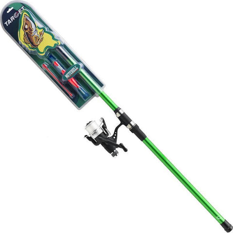 Mitchell Target Pike 3.50m Tele Ready to Fish Combo