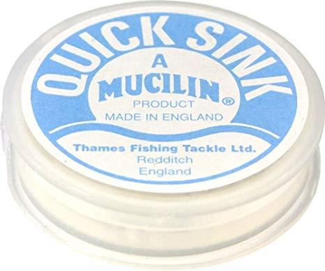 Mucilin Quick Sink Line Dressing