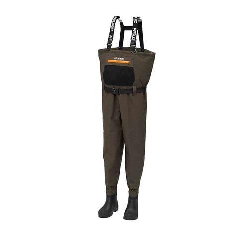 PROLOGIC LitePro Breathable Chest Waders Bootfoot