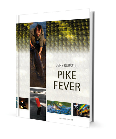 Pike Fever Book by Jens Bursell