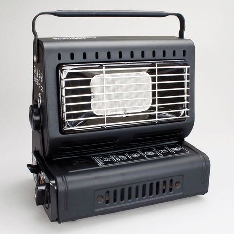 Eurocatch Outdoor Butane Gas Camping Heater
