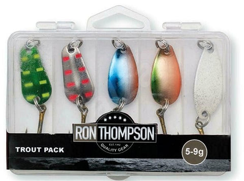 Ron Thompson Trout Pack 2 / 5-9g