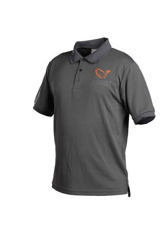 Savage Gear Simply Savage Polo T-shirt