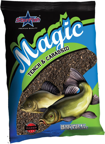 StarFish Magic Tench 2.5kg Groundbait