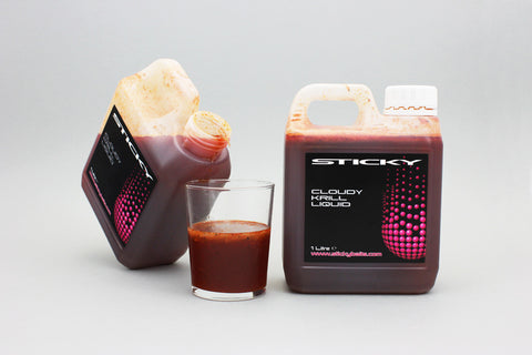 Sticky Baits Cloudy Krill Liquid 1lt