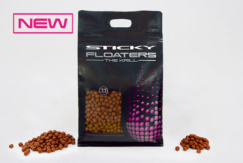 Sticky Baits 'The Krill' Floaters