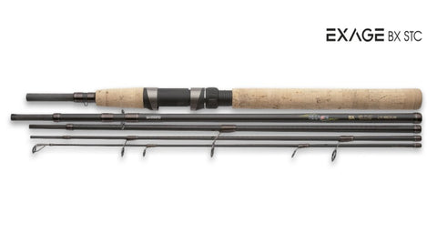 Shimano Exage BX S.T.C. Spinning Travel Rod