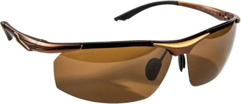 Wychwood Aura Brown Polarised Sunglasses