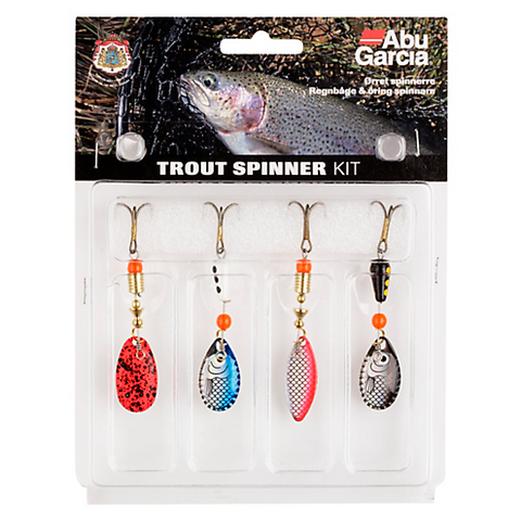 Abu Garcia Trout Spinner Kit