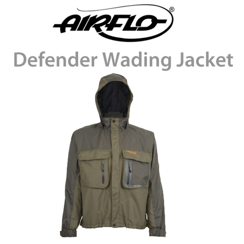 Airflo Defender Waterproof Wading Jacket