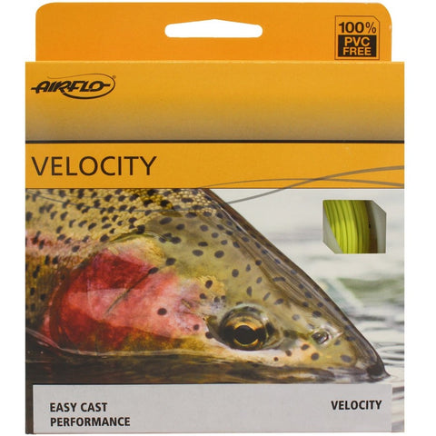 Airflo Velocity WF Floating Fly Lines