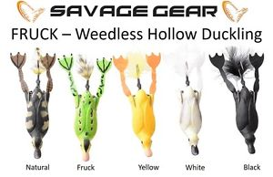 Savage Gear The Fruck (3D Hollow Duckling)
