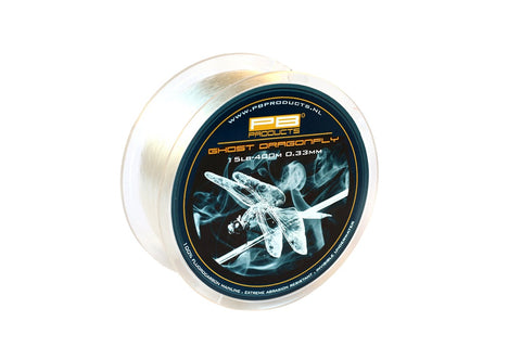 PB Products Ghost Dragonfly Fluorocarbon Mainline