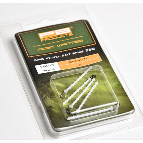 PB Products Ring Swivel Bait Spikes 360
