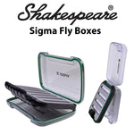 Shakespeare Sigma Fly Boxes