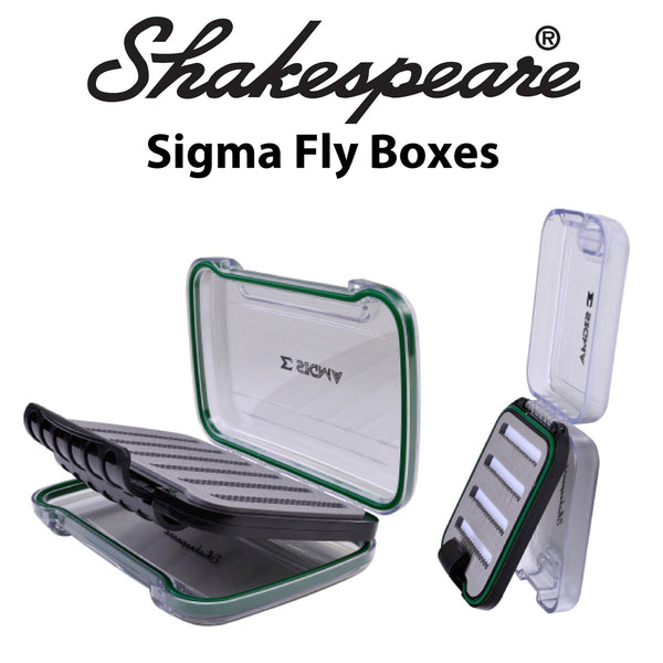 Shakespeare Sigma Fly Box Small