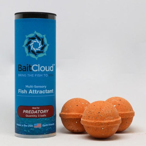 Bait Cloud Fish Attractant