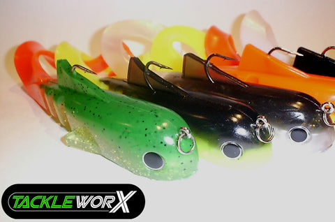 Tackle-Worx Banshee Soft Bait Lure