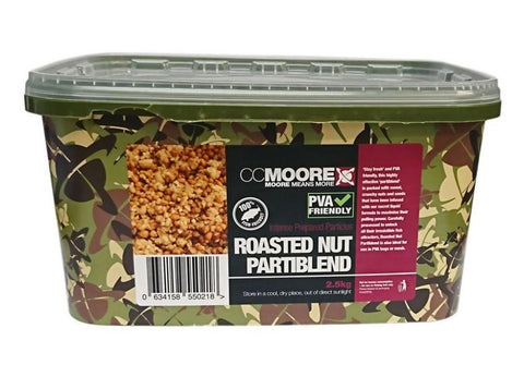 CC Moore Roasted Nut partiblend 2.5kg Bucket