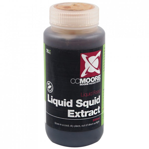 CC Moore Liquid Squid Extract 500ml