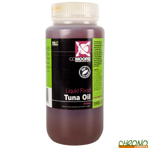 CC Moore Tuna Oil 500ml