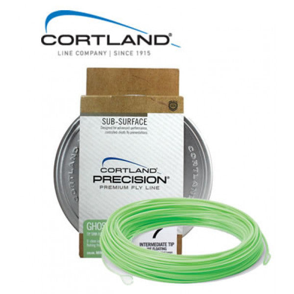 Cortland Precision Ghost Tip 5' Flyline