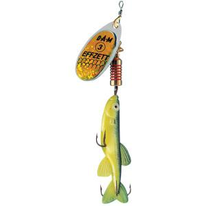 DAM Effzett Minnow Spinner 13g Yellow/Black