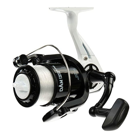 DAM Fighter Pro FD 140 Reel With Line