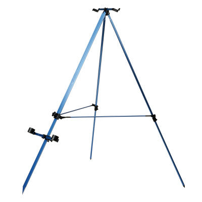 DAM Telescopic Surf Tripod BLAU (Blue Anodized)