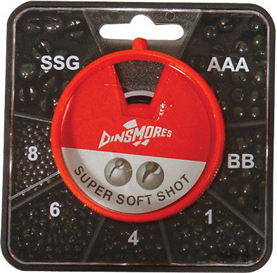 Dinsmore Super-Soft Leadshot 7 Way Dispenser