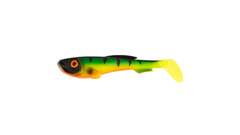 Abu Garcia® Beast Paddle Tail - Fire Tiger