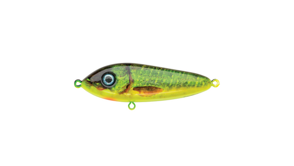 Abu Garcia® McJerk Lure Hot Pike