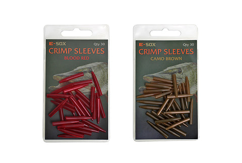 Drennan E-Sox Crimp Sleeves