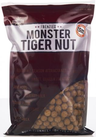 Dynamite Baits Monster Tiger Nut Boilie Range