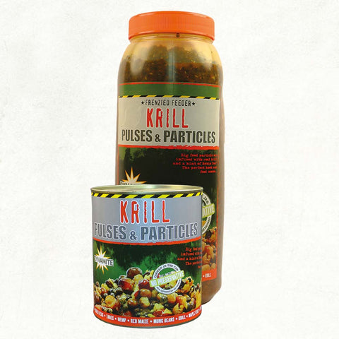 Dynamite Baits Krill Pulses & Particles