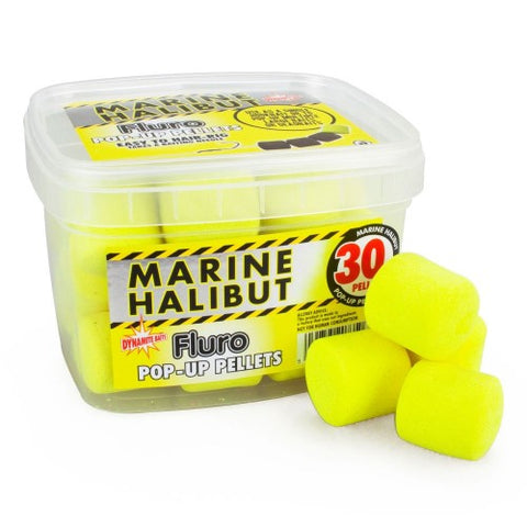 Dynamite Baits 30mm Carp/Catfish Fluro Pop-Up Pellets