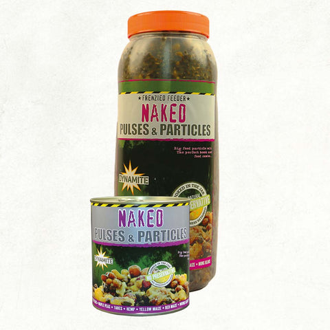 Dynamite Baits Naked Pulses & Particles