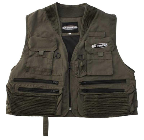 Ron Thompson Ontario Fly Fishing Vest