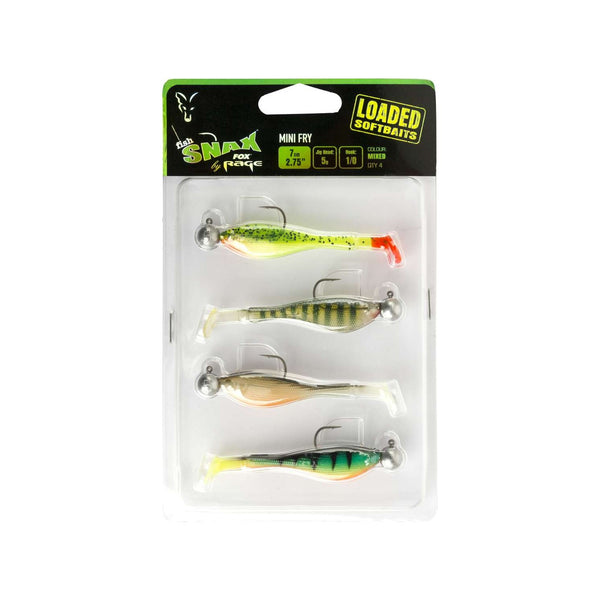 Fox Rage Fish Snax 'Mini Fry' 7cm 5g