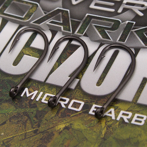 Gardener Covert Dark Incizor Hooks