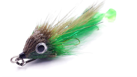ScandiPure Mutant Minnow - Green Stalker