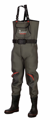 i-Max Challenge Neoprene Chest Waders