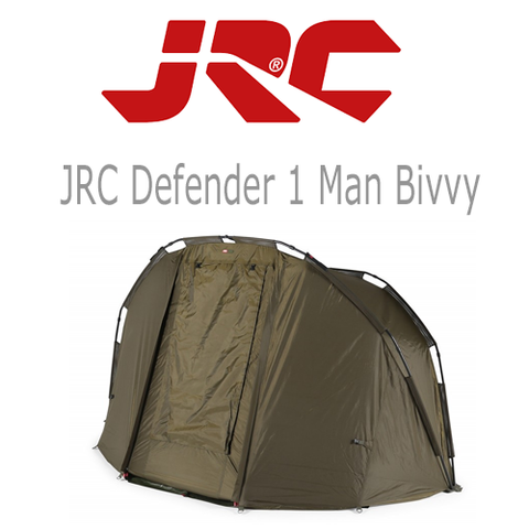 JRC Defender 1 and 2 Man Bivvy