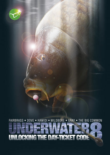 Korda Underwater 8 Unlocking the Day-Ticket Code