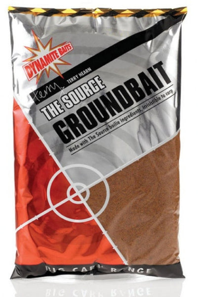 Dynamite Baits Terry Hearn's The Source Groundbait